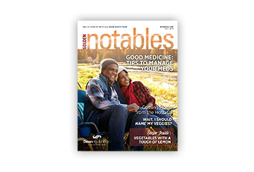 Fall 2019 Golden Notables cover